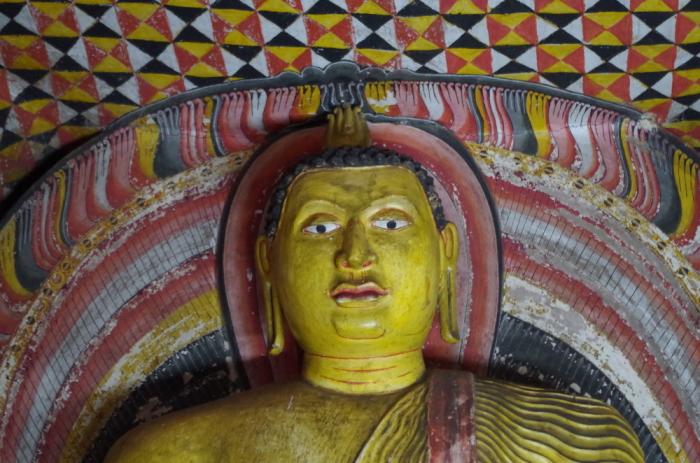Buddha Dambulla