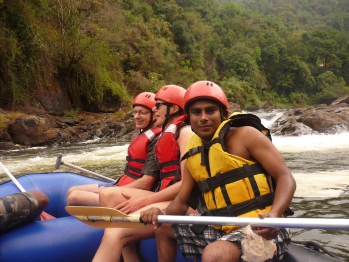Buddhika Rafting Kithulgala