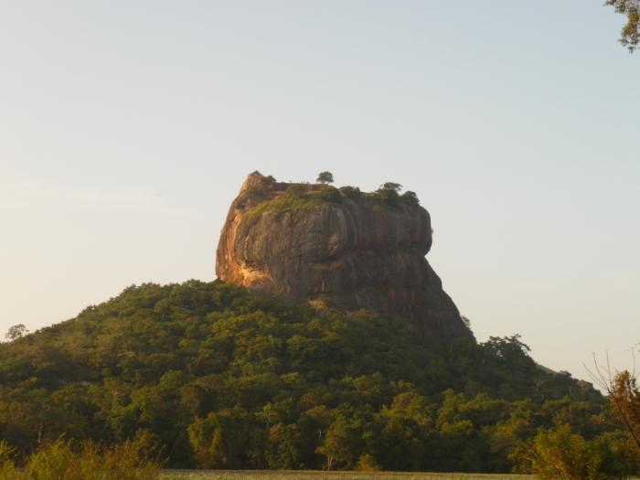 Felsenstadt Sigiriya