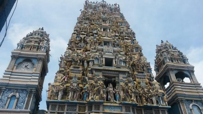 Hinduistischer Tempel, Colombo