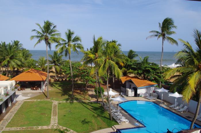 Hotel Paradise Beach Negombo