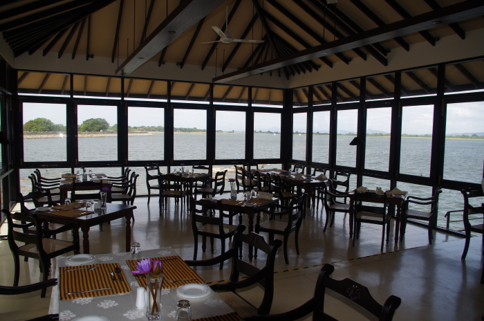 Seeblick Restaurant The Lake Polonnaruwa