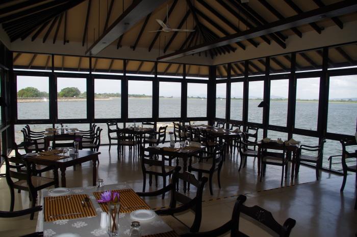 Seeblick Restaurant The Lake Polonnaruwa