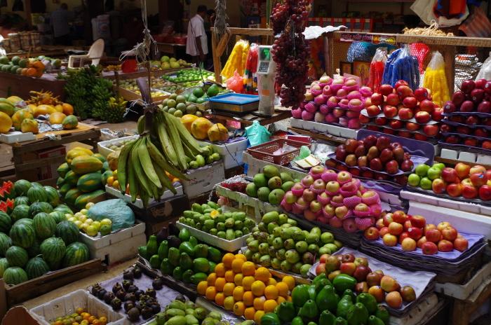 Markt Matara
