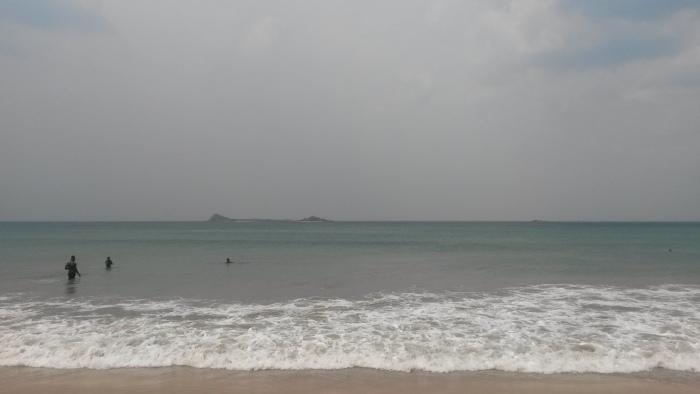 Nilaveli Beach Pigeon Island