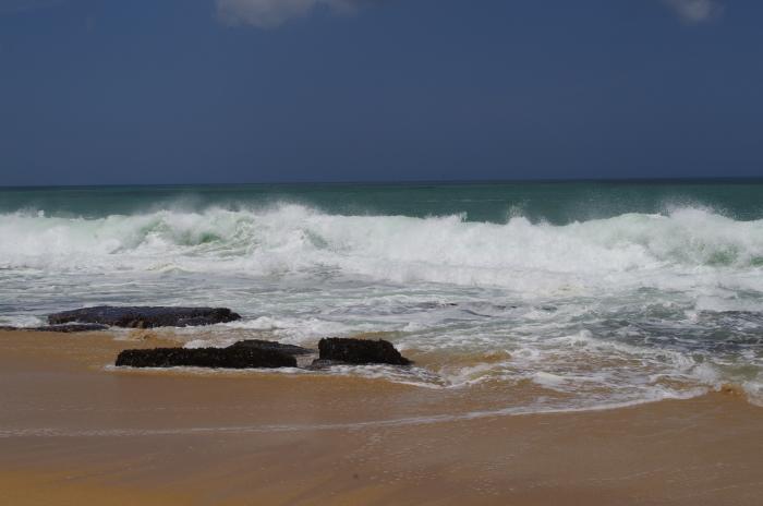 Indischer Ozean Tangalle