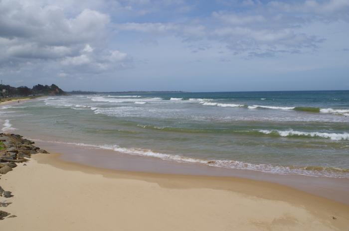Strand im Yala Nationalpark