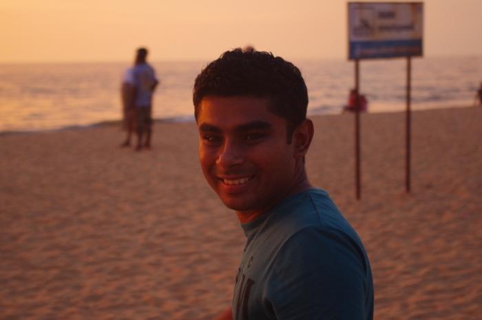Buddhika Prasanga Negombo Beach