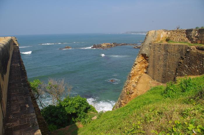 Festungsanlage Galle