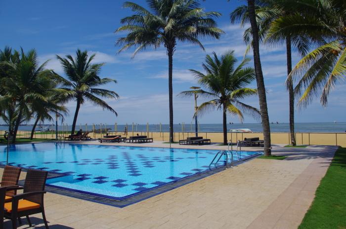 Hotel Camelot Beach, Negombo, Pool