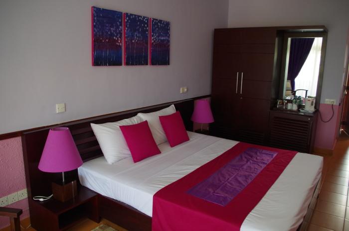 Hotel Paradise Beach, Negombo, Zimmer