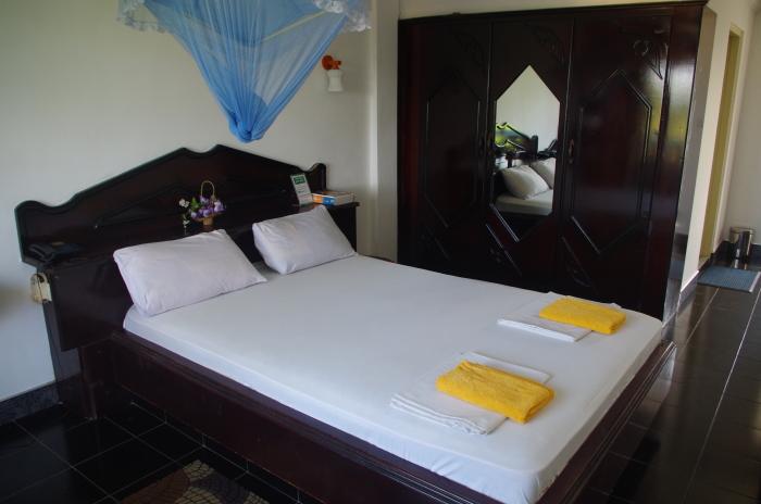 Hotel Topaz Beach, Negombo, Zimmer