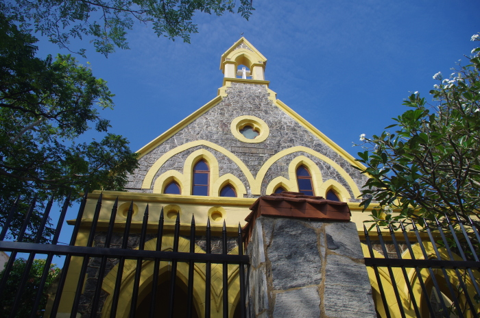 Kirche in Galle