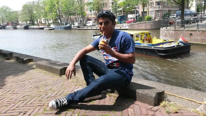Buddhika Prasanga in Amsterdam