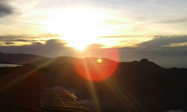 Sonnenaufgang Adam's Peak